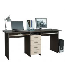 Письменный стол на двоих «Тандем-2П»
