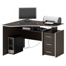 Угловой компьютерный стол «Триан-5»