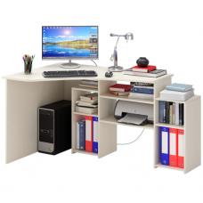 Угловой компьютерный стол 1 вариант-2